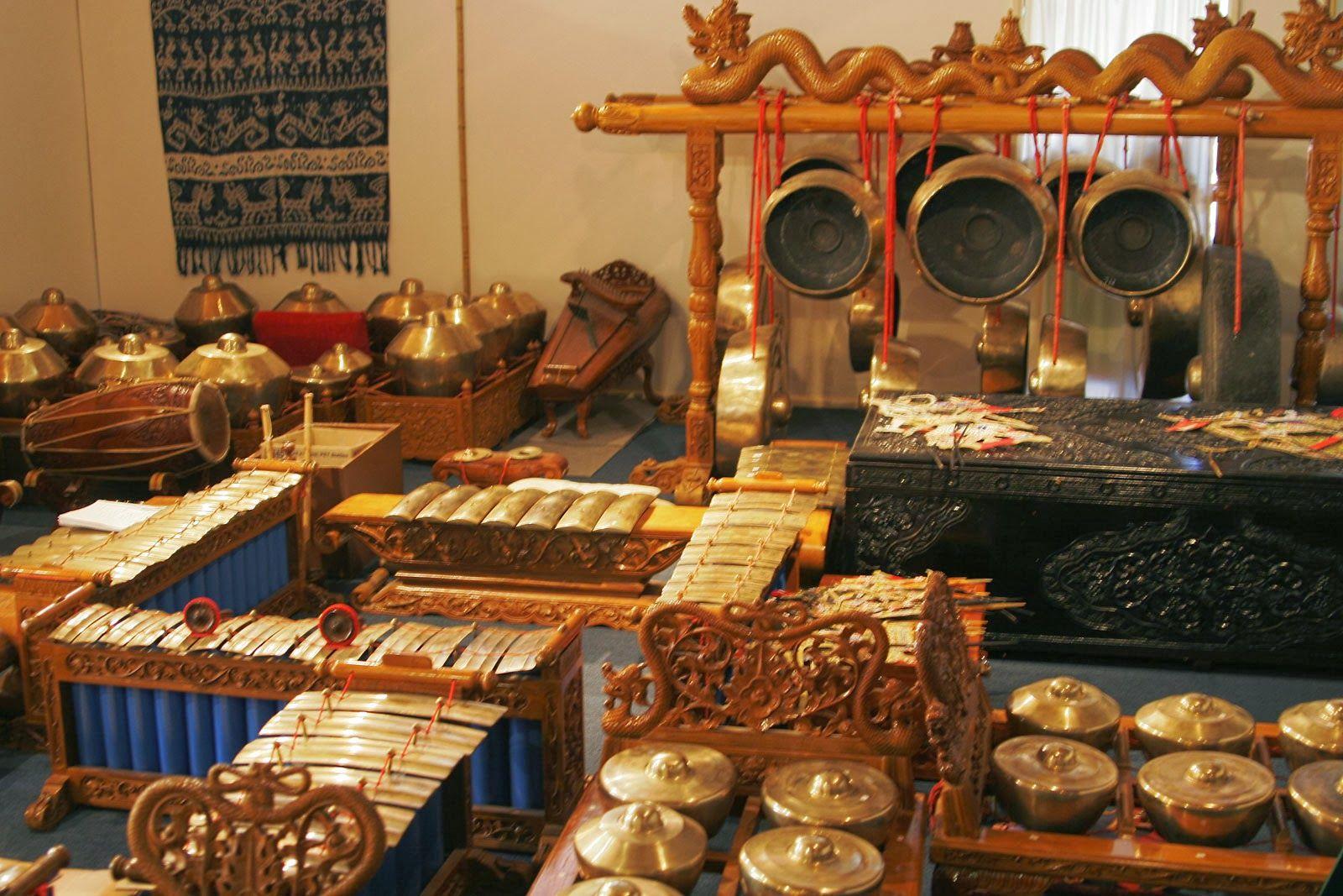 Sejarah Gamelan Jawa Musik Musik Tradisional Indonesia