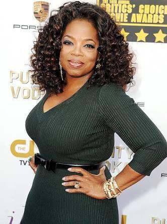 Oprah Winfrey Dark Autumn Celebrities In 2019 Cool