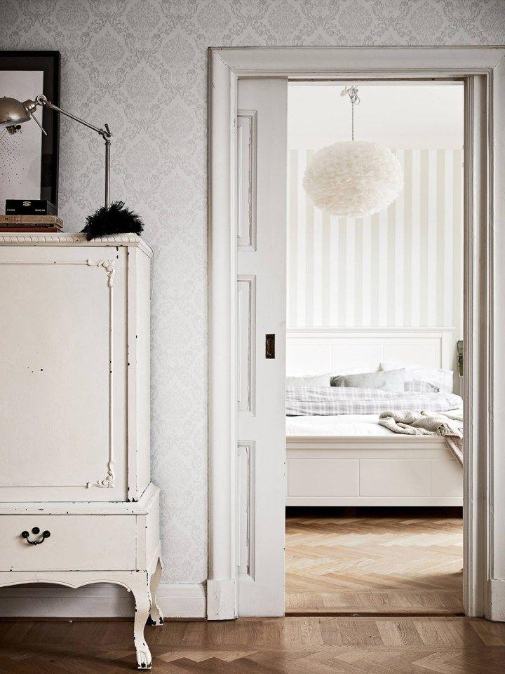 Muebles antiguos o imperfectos para aportar car cter a la - Decoracion con muebles antiguos ...