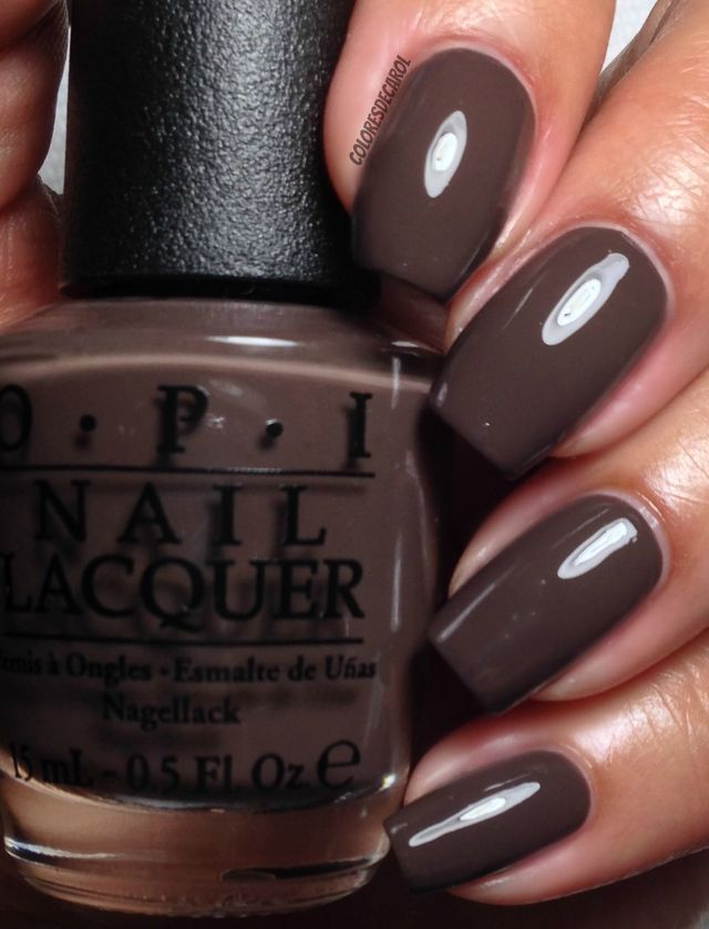 OPI - Nordic Collection, Fall 2014. Swatches and Review. (Colores de ...