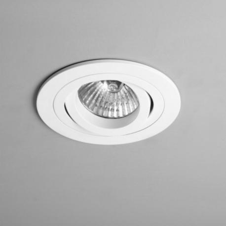 Spot Encastrable Rond Taro Ii Astro Lighting Spot Ajustable Blanc Luminaires Encastres Luminaire Spot Encastrable