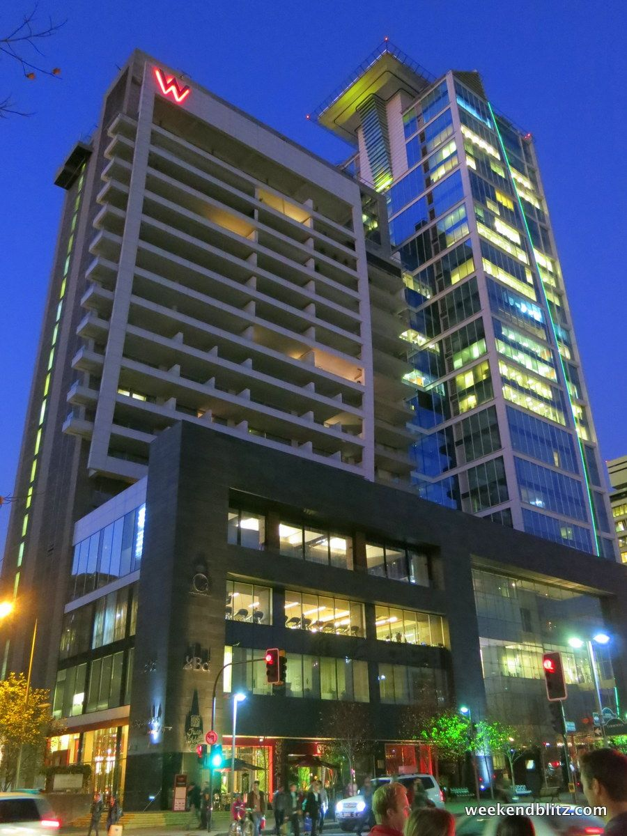 W Santiago Hotel Review Chile