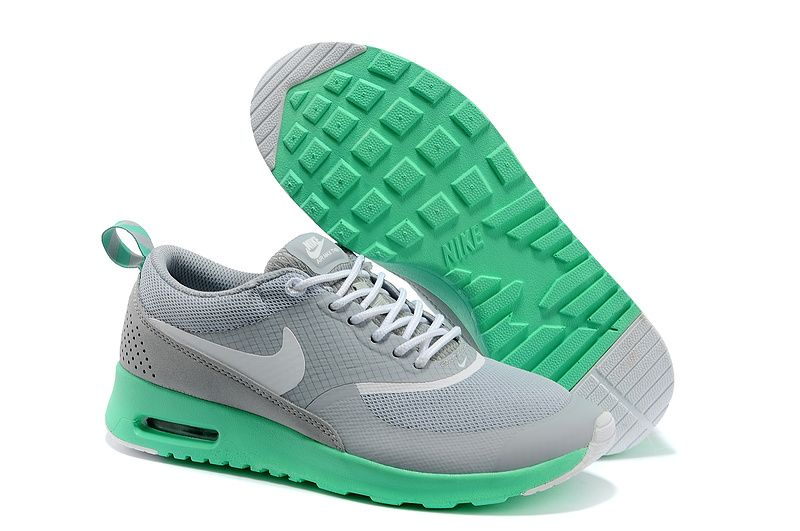 air max thea grey and mint