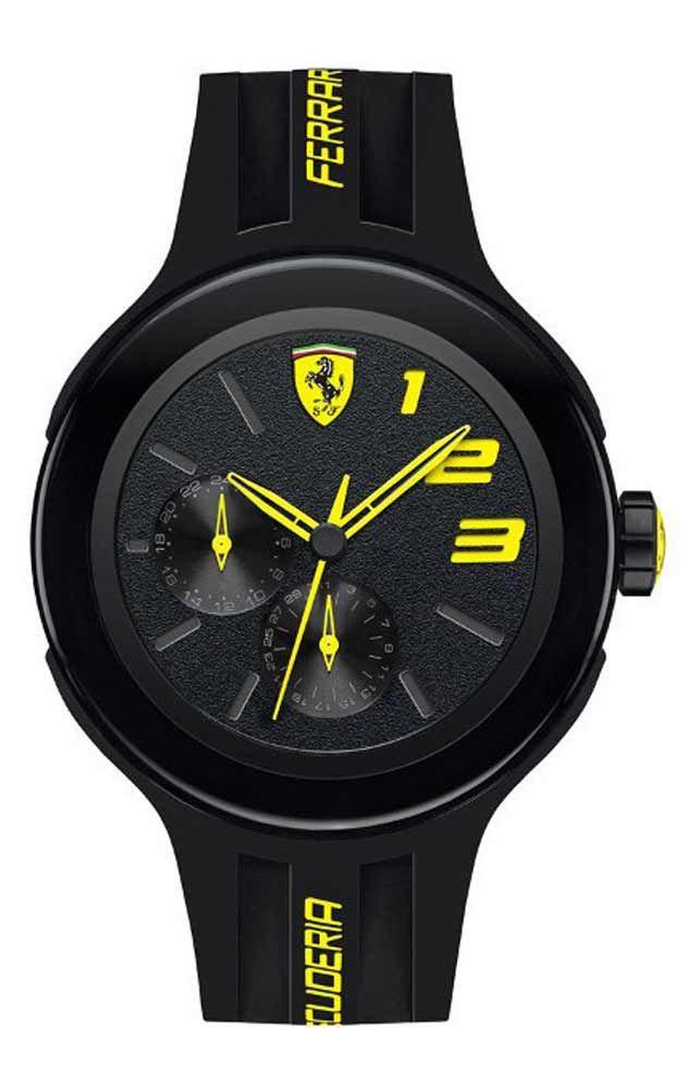 2e7b98469194 Reloj Ferrari hombre 0830224 FXX TR90 Acero Inoxidable