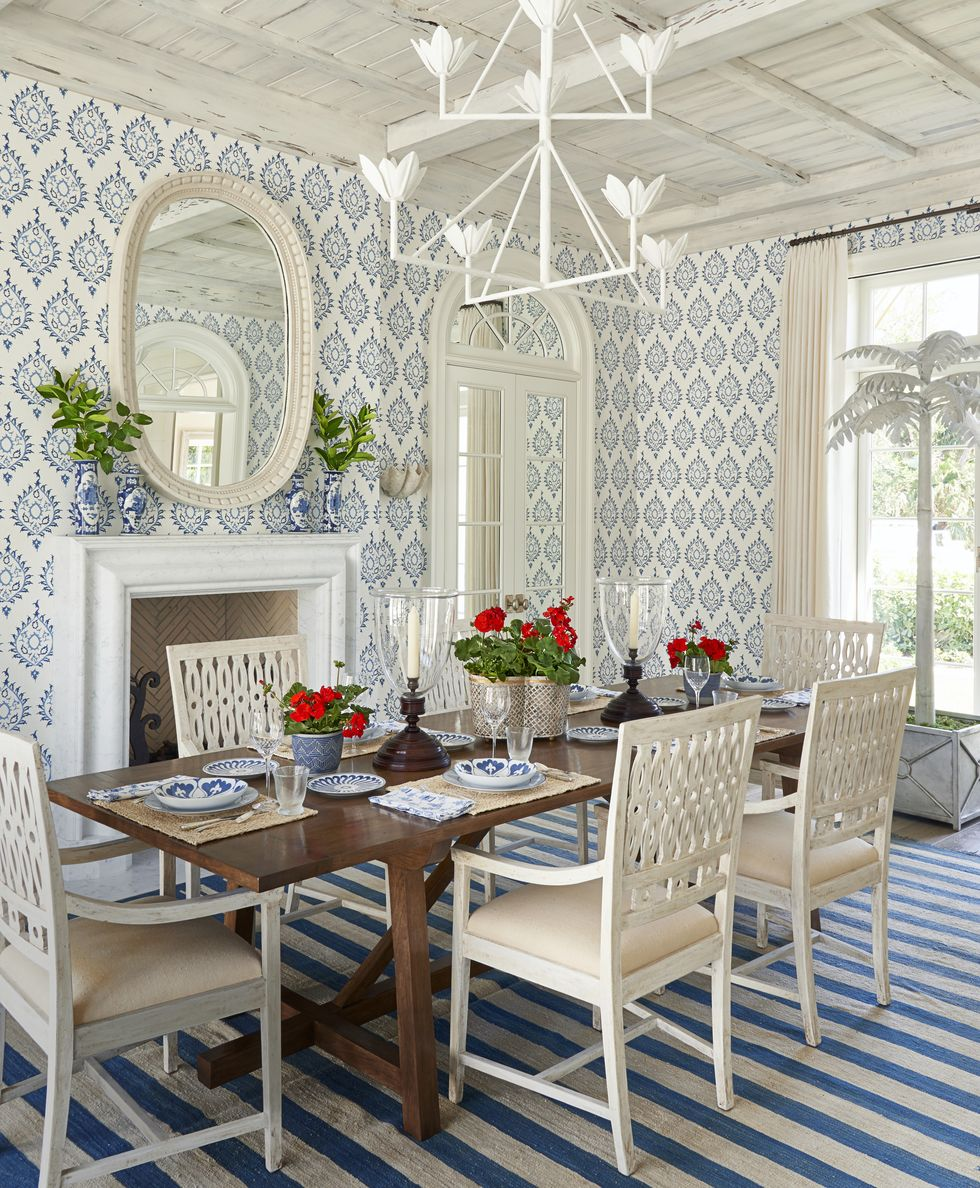 50 Dining Rooms Decorating Ideas With Entertaining In Mind Beach