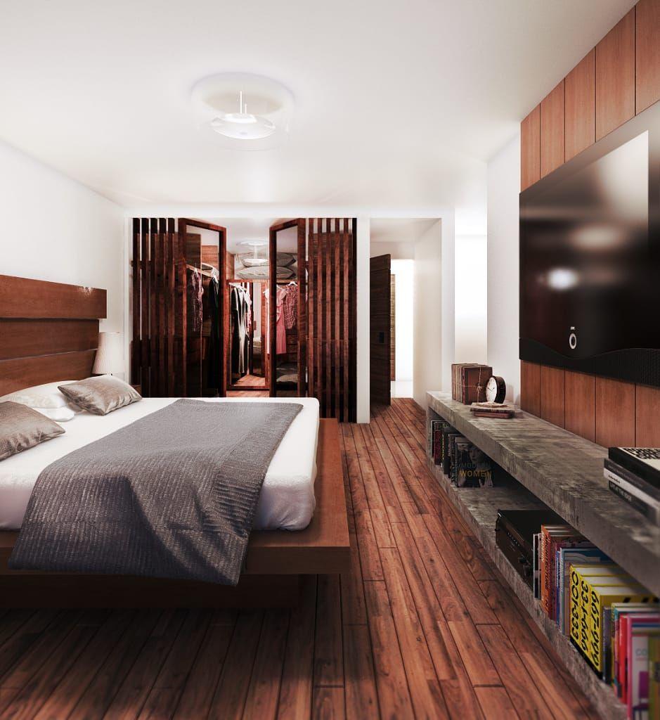Loft mil3 [león, gto] dormitorios modernos de 3c