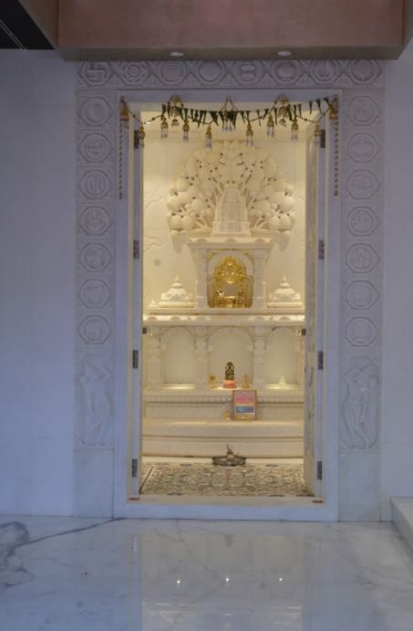Latest Pooja Room Door Designs 2013: Latest Pooja Room Designs For Indian Homes