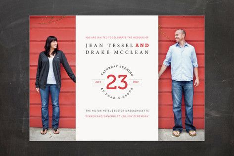 Eyes for You Wedding Invitations