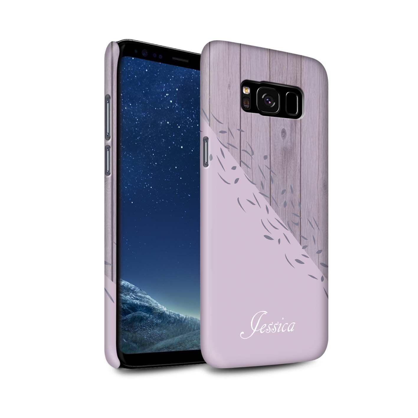 initial samsung s8 phone case
