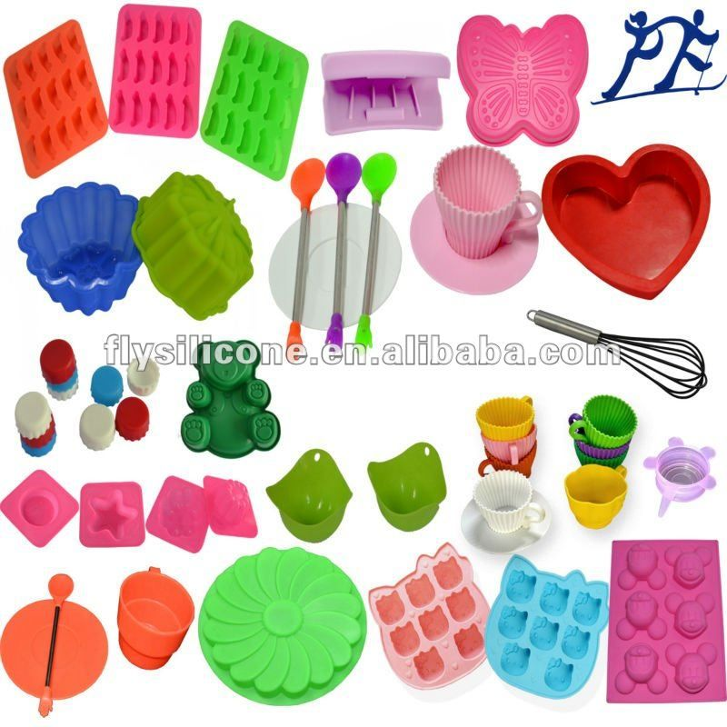 Baking Tools And Equipment amazing!!! convenient food safe silicone pastry baking tool
