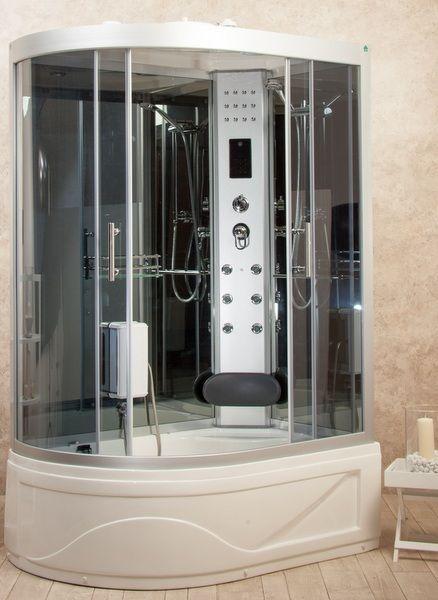 Cabina idromassaggio 115x90 o 130x85 con o senza sauna