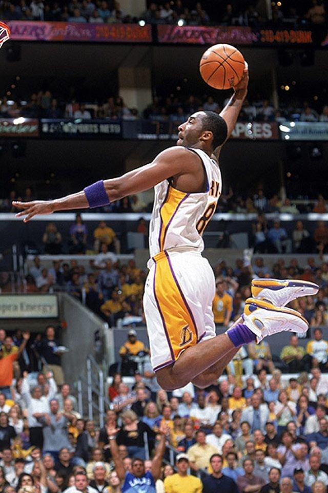 Basketball Player Jumping Kobe Bryant Kobe Kobe Bryant Retirement