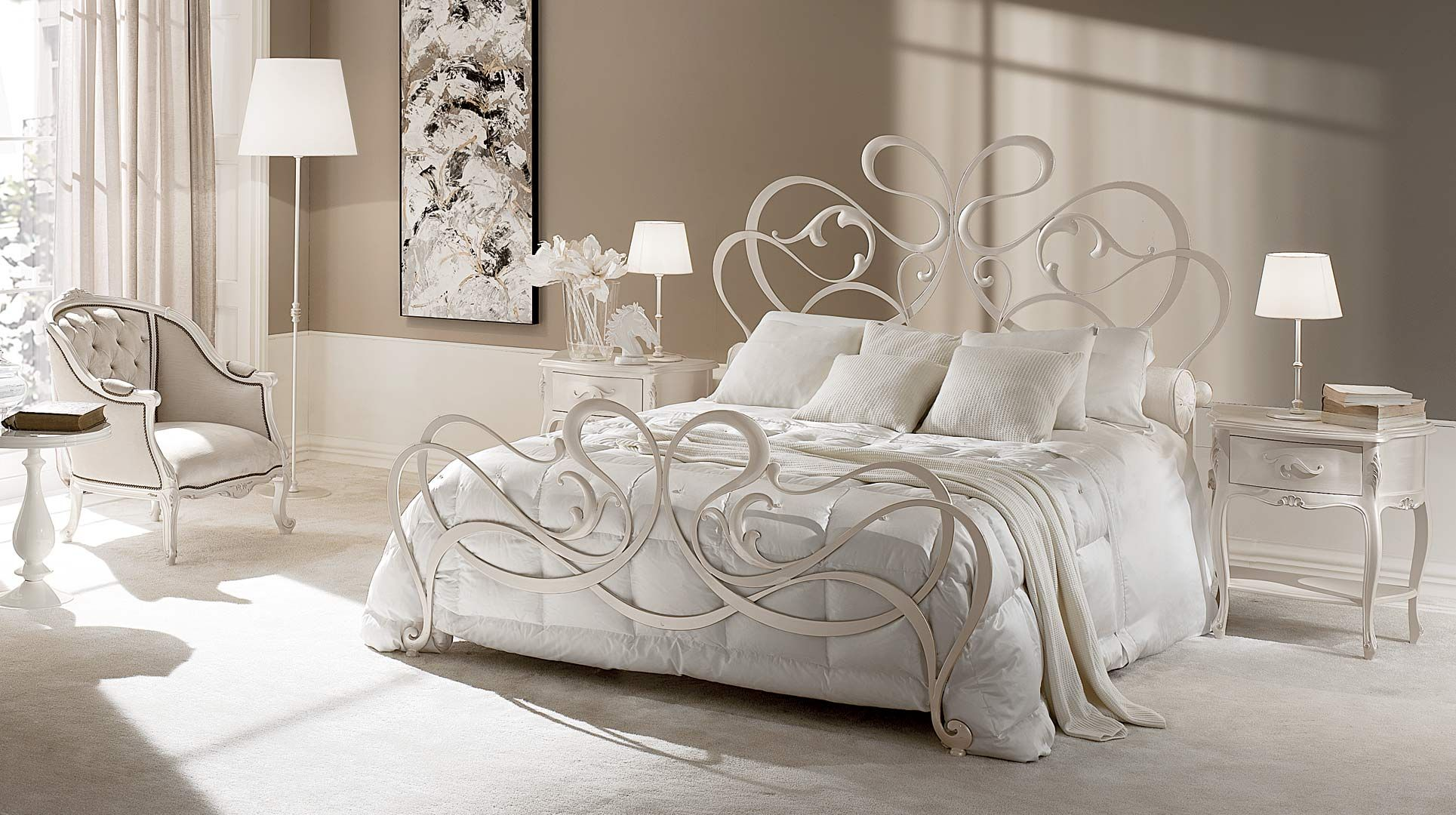 bedroom - Cantori | ferro battuto | Pinterest | Ferro battuto ...