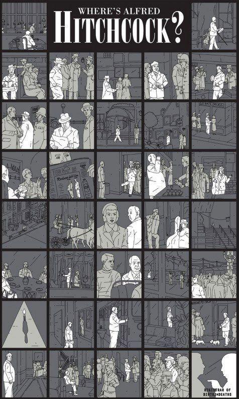 Aparicions de Hitchcock
