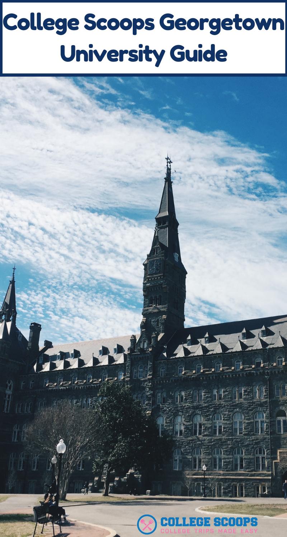 Georgetown application essay visitation