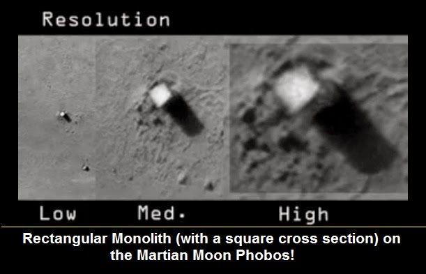 the rectangular monolith on mars moon phobos monolith mars moons planets and moons the rectangular monolith on mars moon