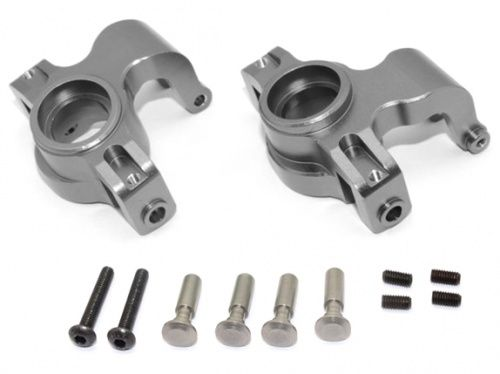 GPM Racing Axial Yeti XL Aluminium Front Knuckle Arm - 1Pr