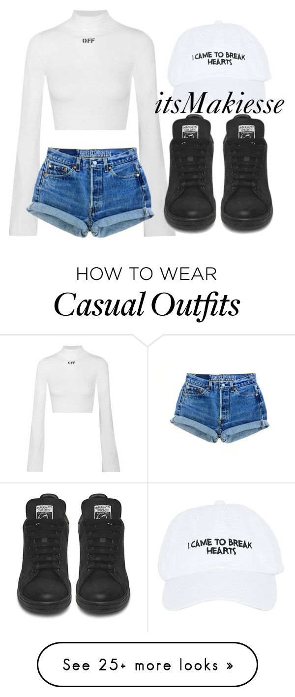 """casual"" by immakiesse on Polyvore featuring Nasaseasons and Off-White"
