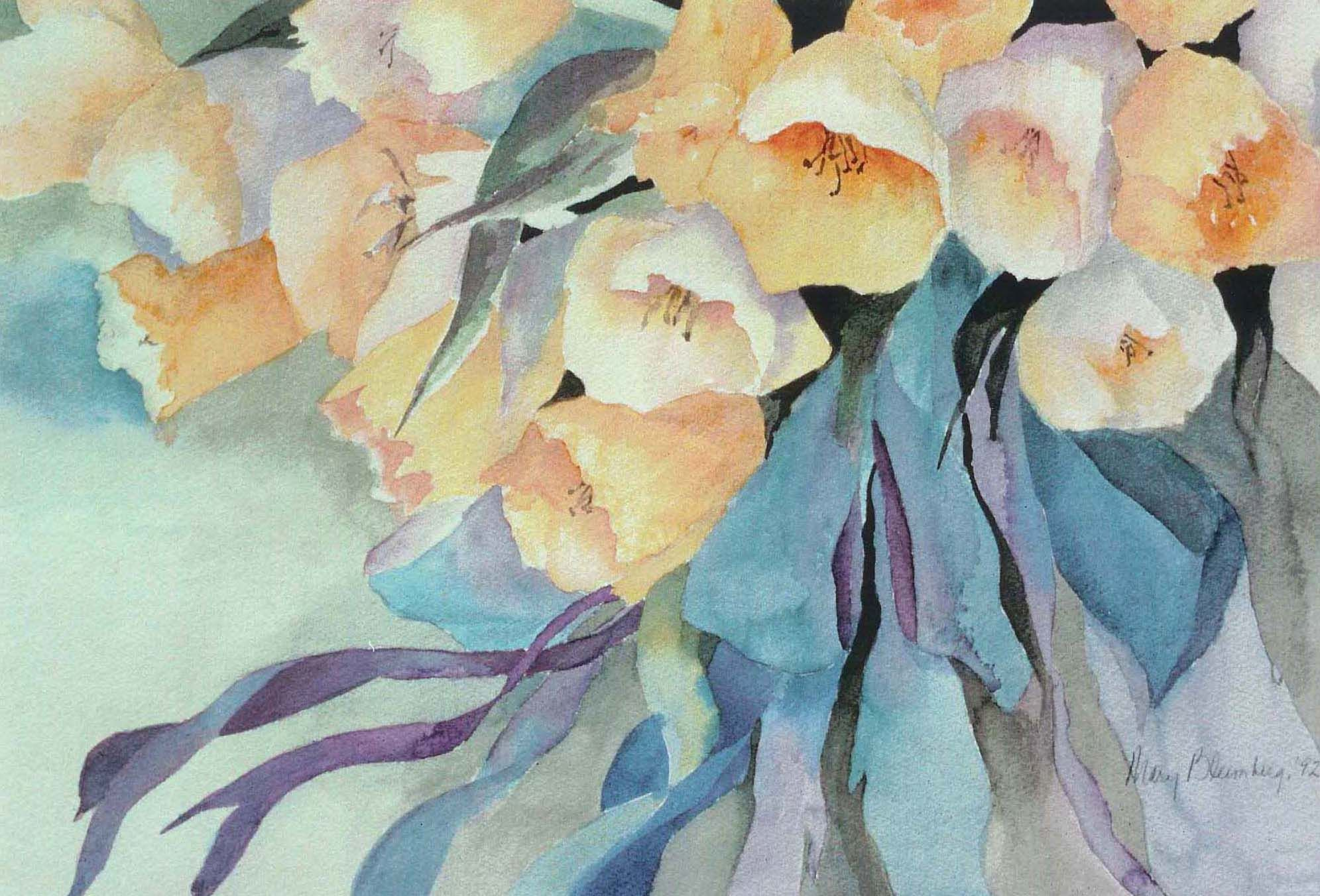 Ramo de tulipas