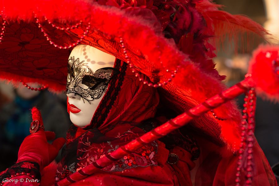 Carneval in Venice III by Georg Ivan on 500px