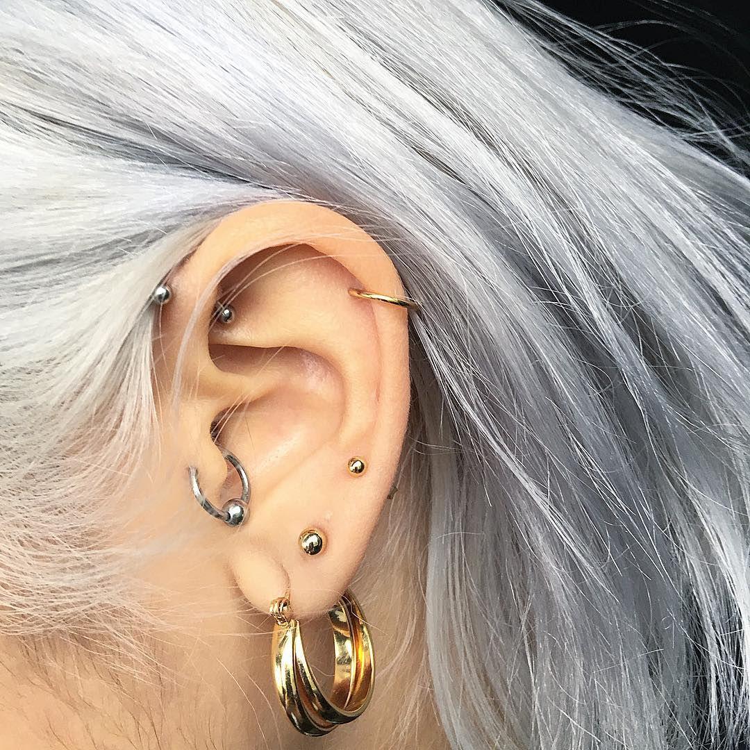 Does The Daith Piercing Hurt Piercings Piercings Ear
