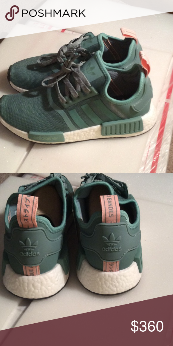 adidas NMD R1 W shoes turquoise