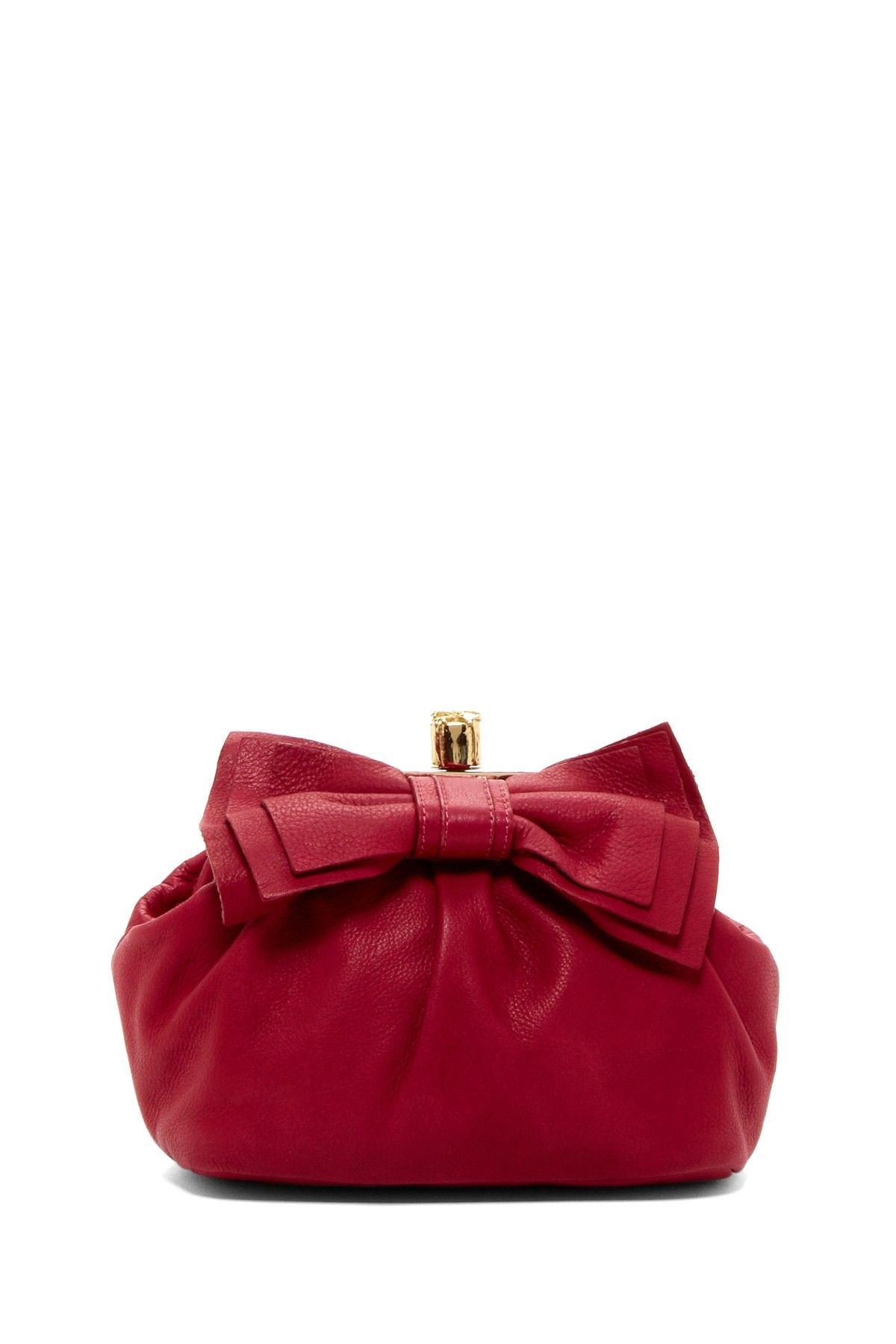 2e19909787 RED Valentino Framed Bow Shoulder Bag | BAGS | Fashion, Bags ...