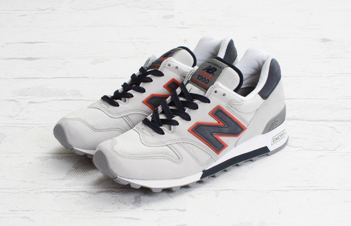 "NEW BALANCE M1300GGO ""GREY/NAVY-RED"""
