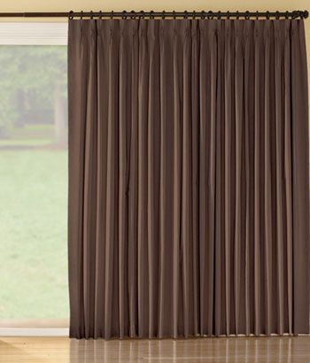 For My Sliding Door In The Dining Room Sliding Glass Door Curtains Sliding Door Curtains Patio Door Curtains