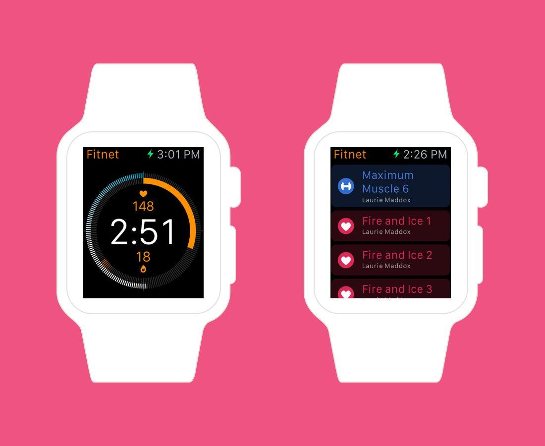 16 Fitness Apps That Will Turn Your Apple Watch Into A Personal Trainer Workout Apps Apple Watch Fitness Apps Apple Watch
