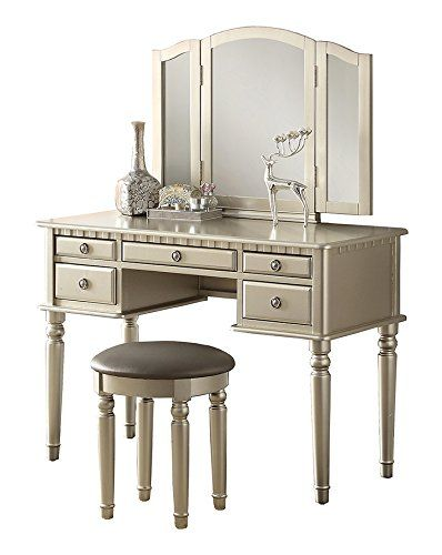 Phenomenal Pin By Sharon Williford On Vanity Bedroom Vanity Set Pabps2019 Chair Design Images Pabps2019Com