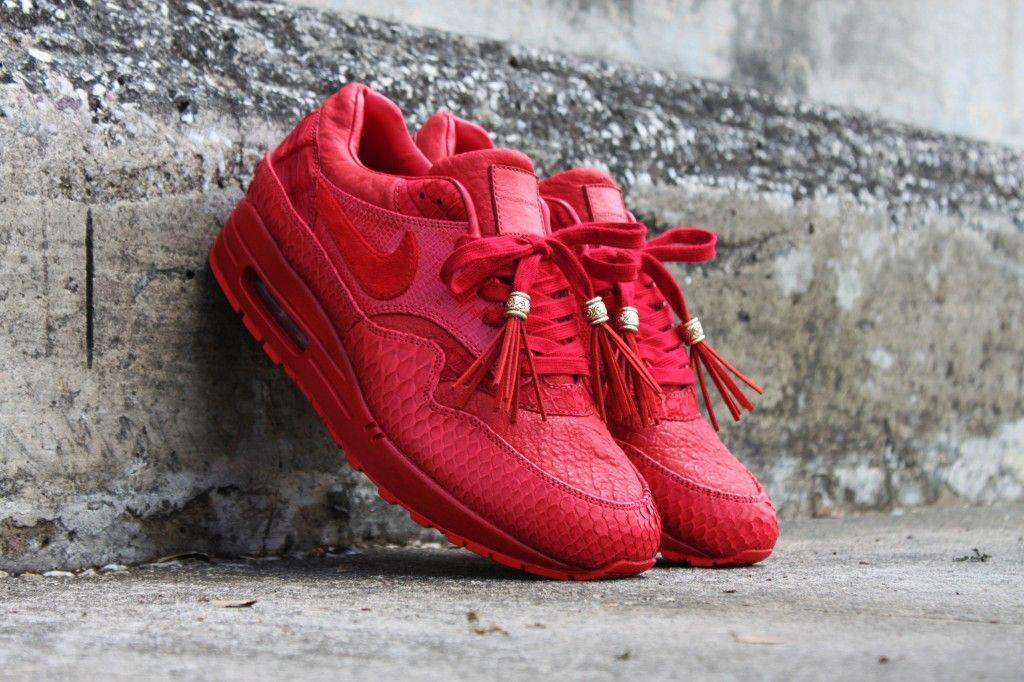 "Nike GTD AM1 ""Red October"" by JBF Customs | Cheap nike air"