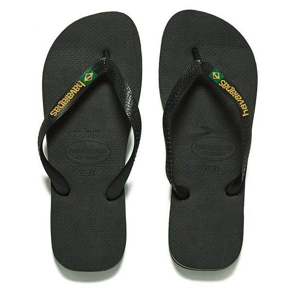 Zapatos negros Havaianas unisex ab4vEr