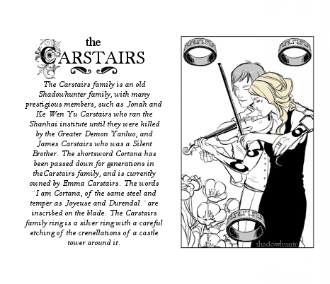 The Carstairs Family