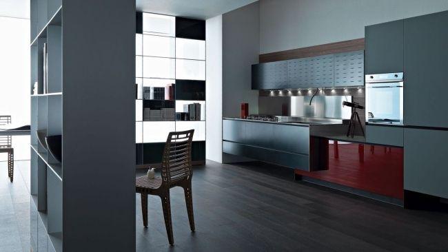 kuche korpus schwarz ~ beste home design inspiration - Küche Hochglanz Oder Matt
