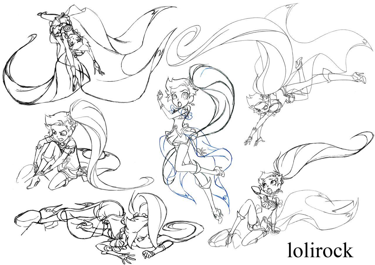 Teamlolirock Cool Drawings Character Design Drawings