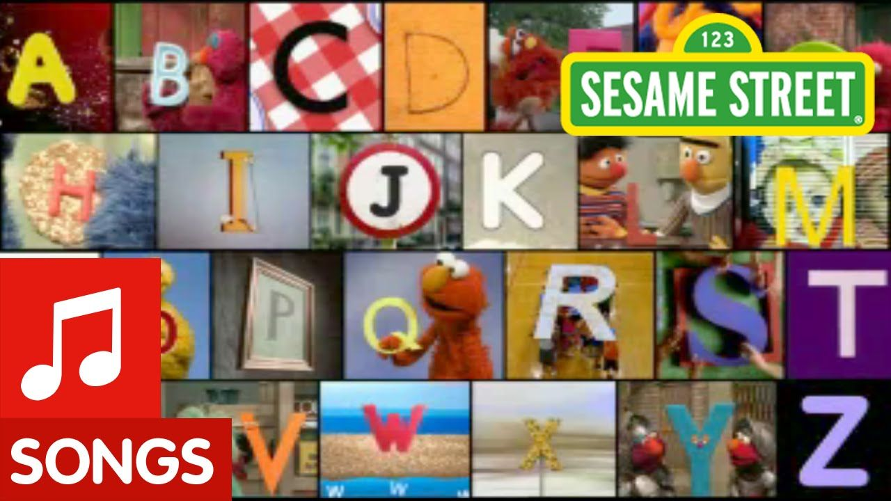 Do you know your ABCs Sesame Street remixes these lovely letters