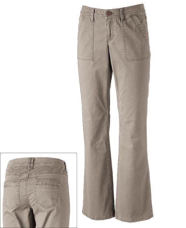Cotton Cargo Stretch Pants for Women for sale | eBay
