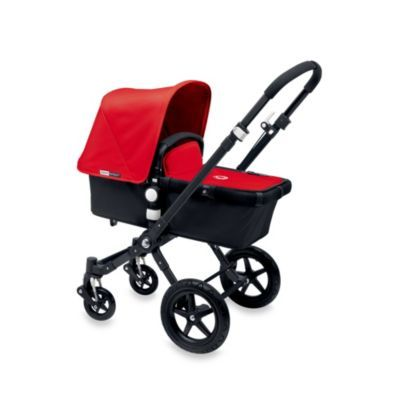 Bugaboo Cameleon3 Canvas Tailored Fabric Set In Red | Products