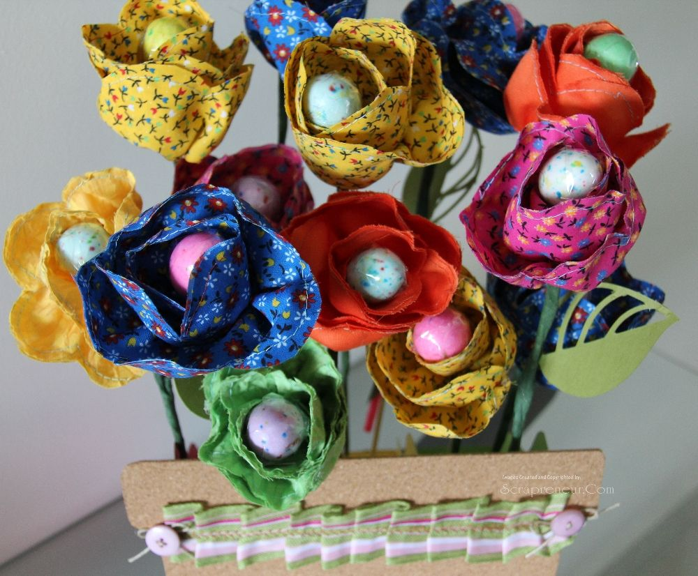 crafts with cloth - Google Search
