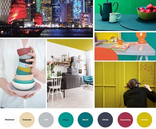 Interieur kleuren 2017 histor kracht hong kong for Interieur kleuren