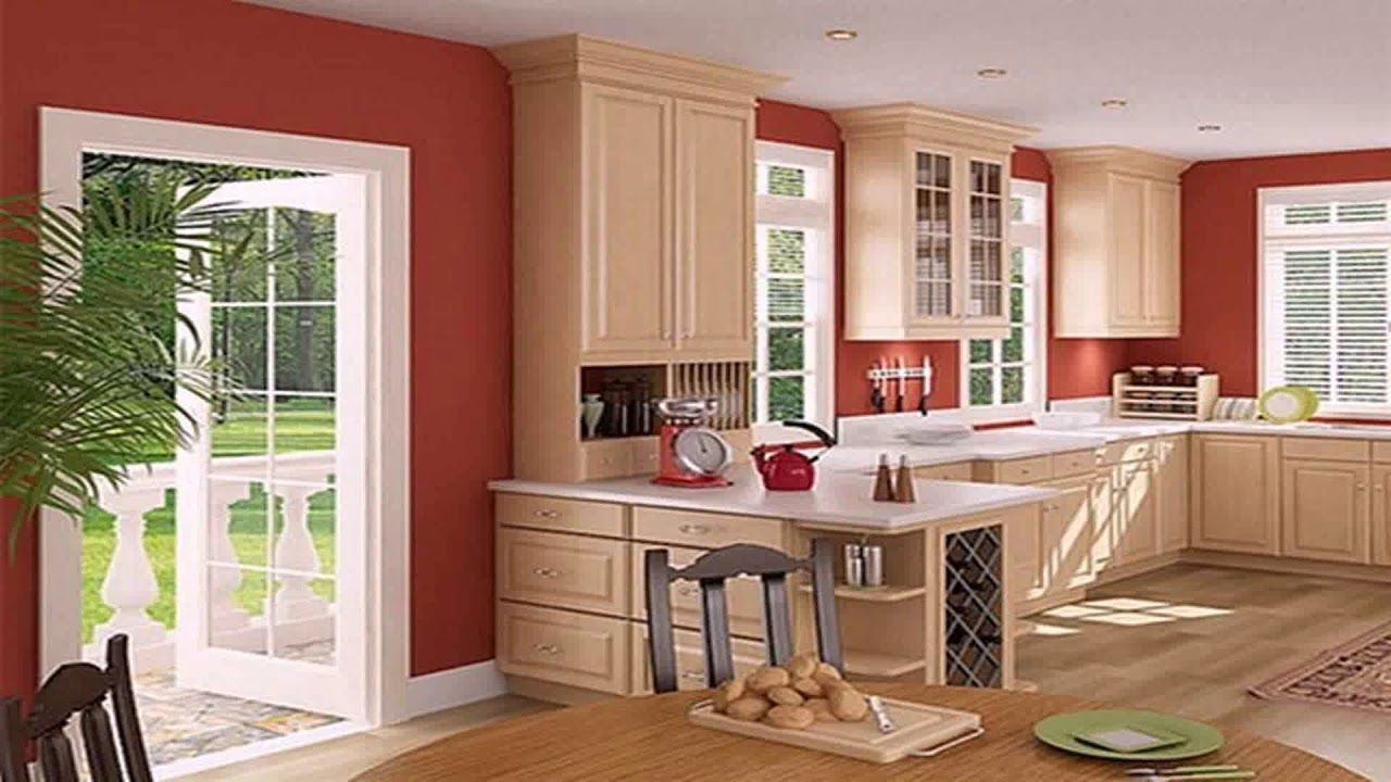 Home Office Design With Kitchen Cabinets Office Furniture Ideas
