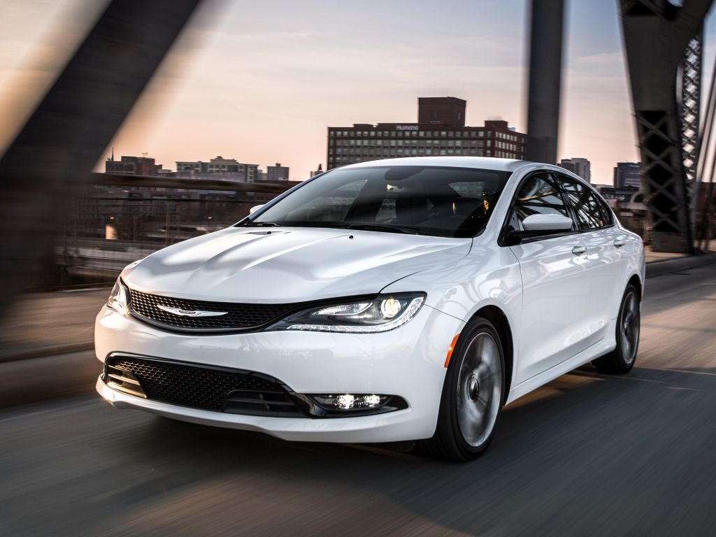 Top 2019 Chrysler 200 Concept And Review Dengan Gambar