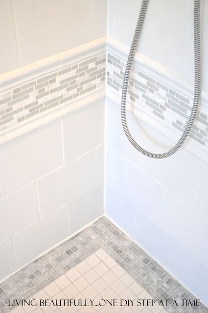 Master Ensuite Sourcing Tile With Images White Tile Shower
