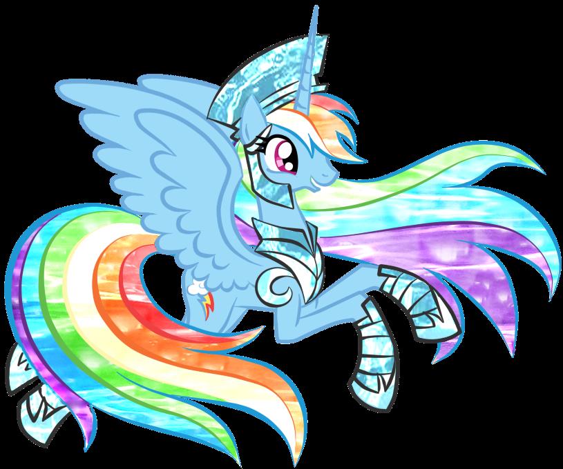 Princess+Rainbow+Dash+by+spock-sickle.deviantart.com+on+ ...