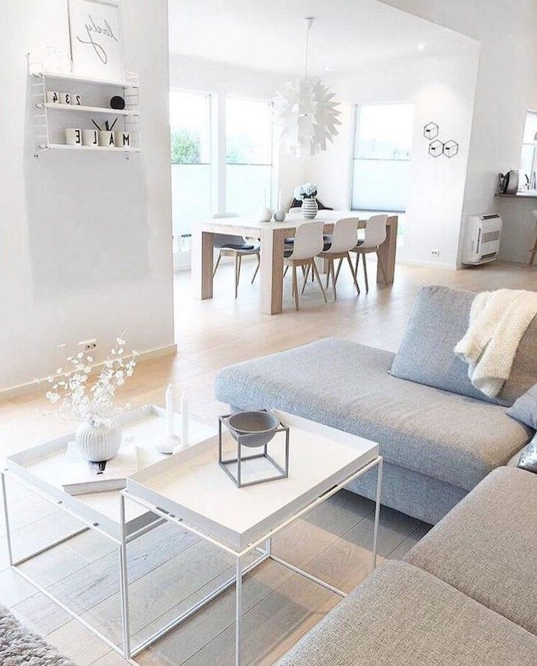 lovely scandinavian style interior design | 80 Lovely Scandinavian Living Room Recognize | Living Room ...
