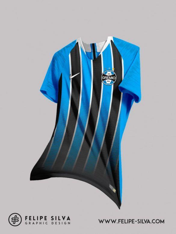 78c49097eab Leitor MDF  14 Clubes brasileiros vestindo Nike (Felipe Silva ...