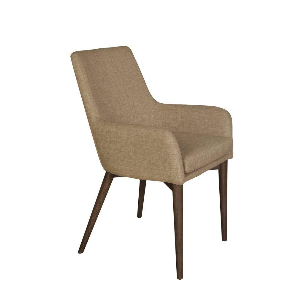 Reid fabric dining chair in modern victorian interiors