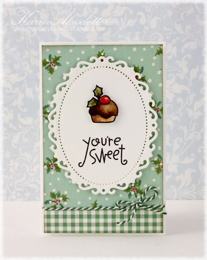 You're sweet ! #papersmooches