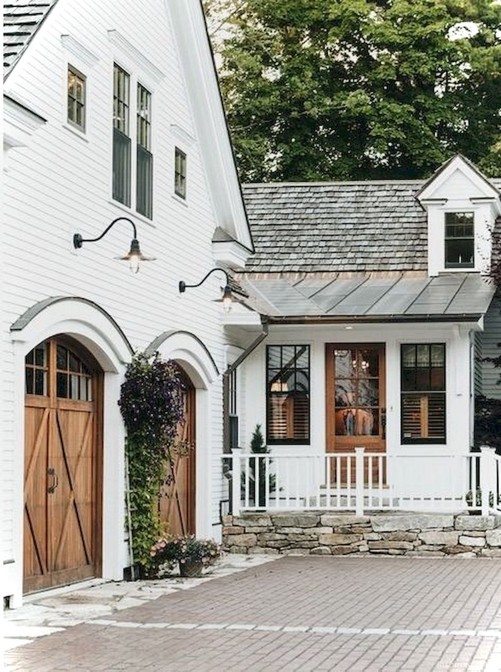 Cool 67 Amazing Cottage House Exterior